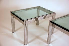 Chrome And Glass Sofa Table Narrow Oval Glass Sofa Table Med Art Home Design Posters