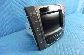 lexus gs430 oem parts 2006 2007 lexus gs300 gs430 navigation multi display 86111 30390 oem