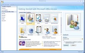 outlook synchronizing and internet maps in the access 2007