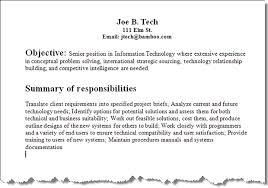 Address On Resume Quick Resume Tip Use Punctuation To Your Advantage Techrepublic