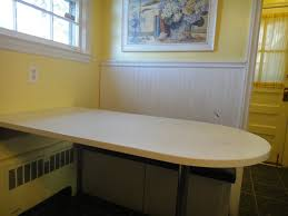 Fold Up Kitchen Table by Wall Mounted Dining Table Sobuy Wallmounted Dropleaf Table