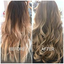 should wash hair before bayalage custom balayage at n15 salon kerinamango