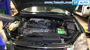 nissan altima performance parts how to install replace ignition coils 2 5l 2002 06 nissan altima