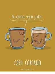 Memes Cafe - no podemos seguir juntos cafe cortado i nge sman meme on me me