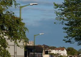 ge evolve led roadway lighting ge street light fixtures light fixtures