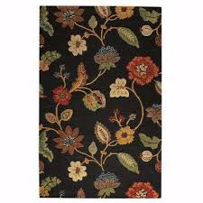 Rug Green 4 X 6 Area Rugs Rugs The Home Depot