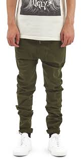 Ugly Green Zespy Pant Forest Green I Love Ugly I Love Ugly