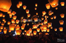 candle balloon sky lantern fay balloon wishing l paper sky candle