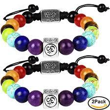 bracelet sets 7 chakra bracelet sets yission healing bracelet