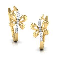 images of earrings in gold earrings buy earring designs online at best price in