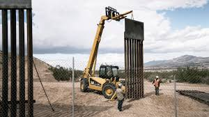 Western Wallpaper Border Border Wall Lawmakers Protest And Boycott Firms That Build It