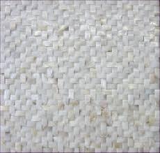 furniture glass tile sheets backsplash black mosaic kitchen
