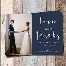 wedding photo thank you cards best 25 wedding thank you cards ideas on wedding thank you