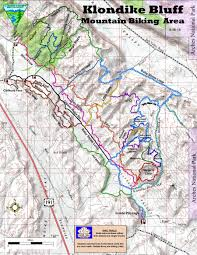 Map Running Routes by Moab Mountain Biking Trails Moab Mountain Bike Trail Information