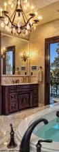 tuscan reflections mediterranean bathroom other metro