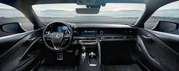 lexus rcf white interior lexus lc luxury performance coupé lexus uk