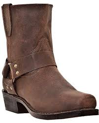 womens brown leather motorcycle boots dingo boots country outfitter