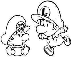 baby mario coloring pages trend 427949 coloring pages for free 2015
