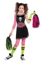 spirit of halloween costumes mean spirit cheerleader girls costume girls costumes kids