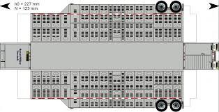 paper truck kenworth trailerwilkey gif 1791 919 paper trucks pinterest ideas