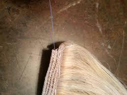 diy hair extensions diy halo hair extensions 3 jpg