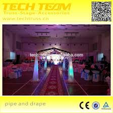 wedding backdrop lighting kit wedding backdrop frame ceiling draping kits pipe and drape system