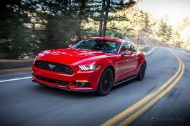 road test 2015 mustang basic pony vs boosted pony how does the ecoboost compare