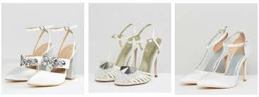 wedding shoes asos 10 pairs of bridal shoes for 100 that could cost way more