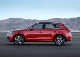 Audi Q5 8r Tdi Review - audi reveals 2017 q5 suv