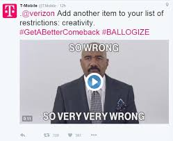T Mobile Meme - brands take total advantage of current events