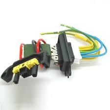 repair kit renault megane ii heater blower fan resistor plus