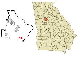 Metro Atlanta County Map by Locust Grove Georgia Wikipedia