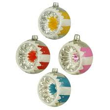 buy set of 4 early years retro reflector glass