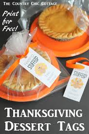 thanksgiving dessert tags thanksgiving dinners and printing