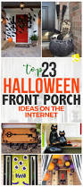 Best 25 Halloween Witch Decorations Ideas On Pinterest Cute Best 25 Halloween Front Porches Ideas On Pinterest Halloween