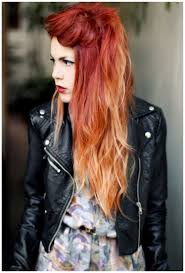 564 best fire red orange ombre hair images on pinterest hair
