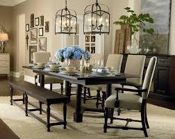 bassett dining room furniture custom turned post dining table by bassett furniture
