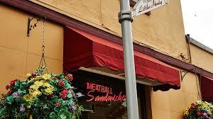 Ottawa Awning Preston Street Bia Little Italy Ottawa Tourism