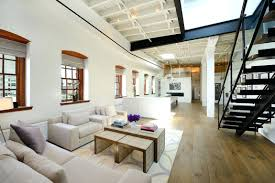 penthouse loft apartment with high ceilingsloft for rent new york