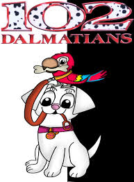 102 dalmatians 2d poster dulcechica19 deviantart