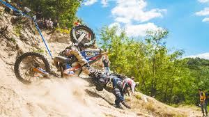 action motocross the struggle is real in enduro motocross best of action from red