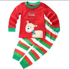 new pyjamas childrens pyjamas santa claus deer