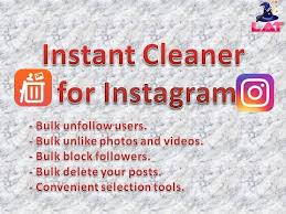 instagram pro apk instant cleaner pro apk for instagram 2017