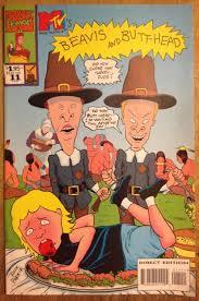 thrift store finds beavis butthead 11 marvel comics