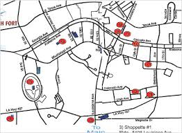 louisiana map fort polk shop army air exchange service