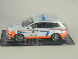 Audi Q7 Models - model cars audi q7 police luxembourg 1 43 deagostini world u0027s
