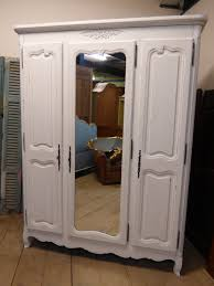 White Vintage Style Bedroom Furniture Bedroom Furniture Shabby Chic Vintage Armoire Wooden Classic