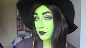 one wicked witch all hallows eve make up tutorial youtube