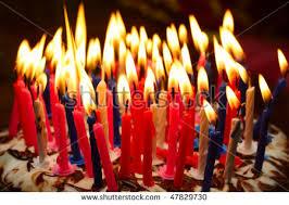 birthday cake candles birthday cake birthday cake candles stock photobirthday