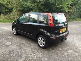 nissan note se 2006 1 4 5 door full service history long mot in